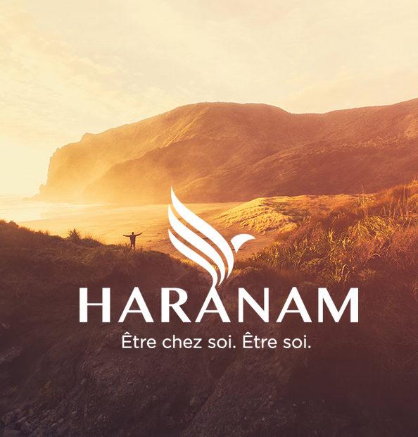 Haranam, être chez soi, être soi